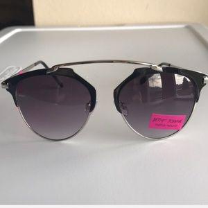 Brand New Betsey Johnson Sunglasses